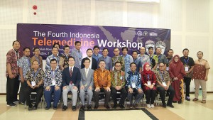 The 4th Indonesian Telemedicine Workshop Event