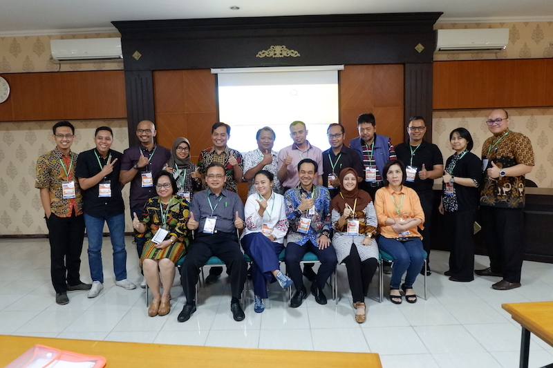Workshop Pain Intervention NERVE-1 in Conjunction With CNE-7 Malang 2018