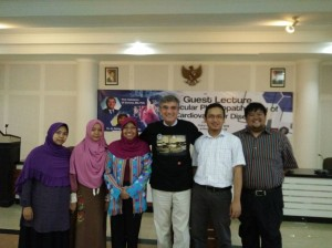 Guest Lecture FKUB