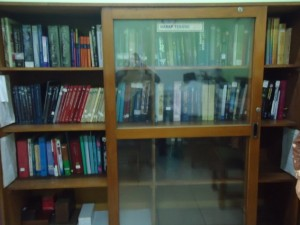 Library consist of update references (RSSA)