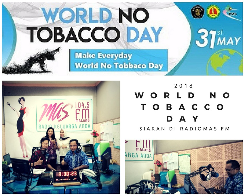 Word No Tobacoo Day