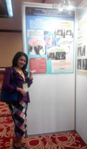 Juara I E Poster pada Chest Imaging to Improve the Diagnosis of Pulmonary and Heard Disease Symposium dan Workshop Solo, 8 – 9 Agustus 2015